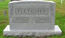 Mary Elizabeth <i>Thomas</i> Fletcher