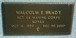 Malcolm E. Brady