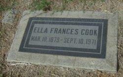 Ella Frances Cook