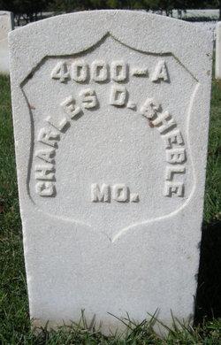 Charles Douglas Sheble