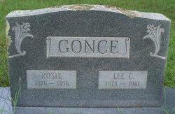 Lee C Gonce