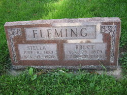 Stella F <i>Hake</i> Fleming