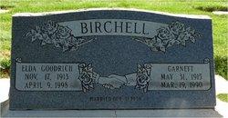 Elda <i>Goodrich</i> Birchell