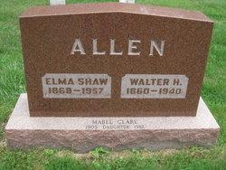 Dr Walter Hollis Allen