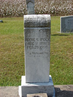 Addie S. Ipock
