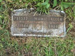 Mamie <i>Shelton</i> Allen