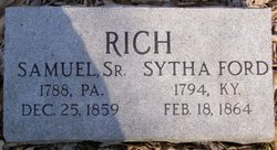 Samuel Rich, Sr