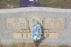 Lillian Beatrice <i>Gartman</i> Fisher