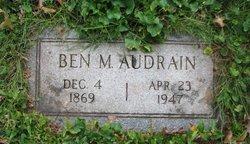 Benjamin Martin Audrain