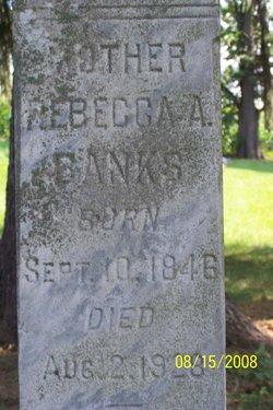 Rebecca A <i>McConahy</i> Banks