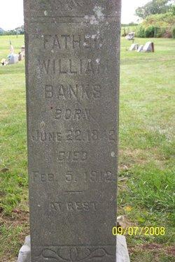 William M Banks