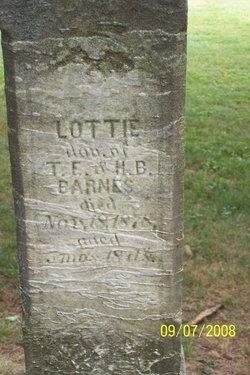 Lottie Barns