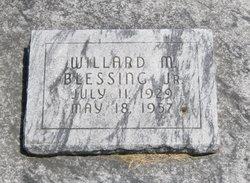 Willard Mason Bill Blessing, Jr