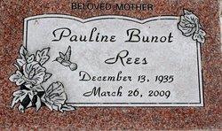 Pauline <i>Bunot</i> Rees