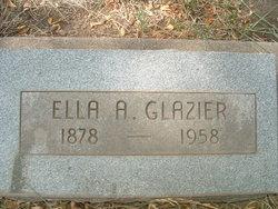 Ella <i>Pratt</i> Glazier
