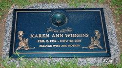 Karen Ann <i>Sicking</i> Wiggins
