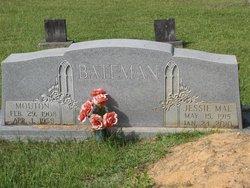 Jessie Mae <i>Jones</i> Bateman