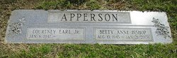Betty Ann <i>Bishop</i> Apperson
