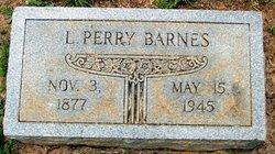 Lovic Perry Barnes