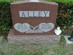 Paul D. Alley, Sr