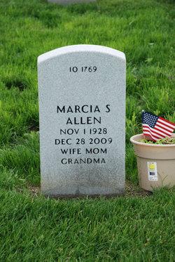 Marcia S <i>Shimer</i> Allen