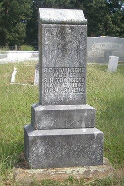 Susan Catherine <i>Morris</i> Townsend