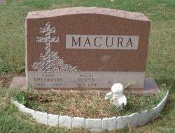 Theodore A. MACURA