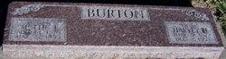 Metta Isabel <i>Wakefield</i> Burton