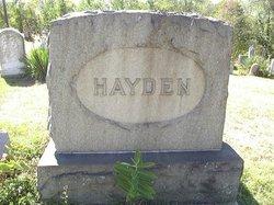Abijah Hayden