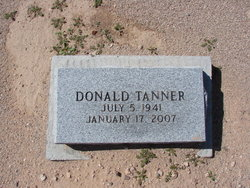 Donald Tanner