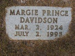 Margie <i>Prince</i> Alexander