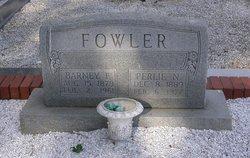 Barney Franklin Fowler