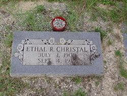 Ethel Ruby Christal