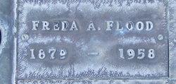 Freda A. Flood