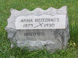 Anna <i>Heitzhaus</i> Schwarzkopf