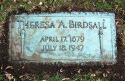 Theresa A <i>Harms</i> Birdsall