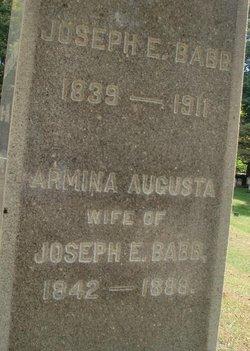 Joseph Edwin Babb