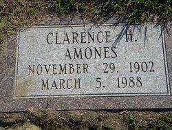 Clarence H. Amones