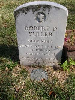 Sgt. Robert Darwin Fuller