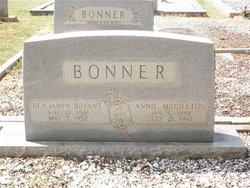 Annie <i>Middleton</i> Bonner