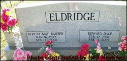 Bertha Mae <i>Barber</i> Eldridge
