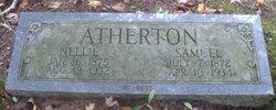 Nellie Prudence <i>Hensey</i> Atherton