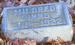 Mildred Marianna Binns