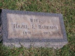 Hazel E. <i>Johnson</i> Bankard