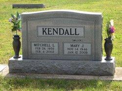Mary J. <i>Miller</i> Kendall