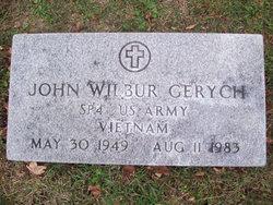 John Wilbur Gerych