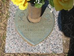 Christopher Todd Armistead