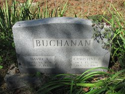 Christine E <i>Schaaf</i> Buchanan