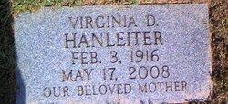 Virginia Dale <i>Ellers</i> Hanleiter