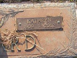 Kathryn <i>Brock</i> Ballard